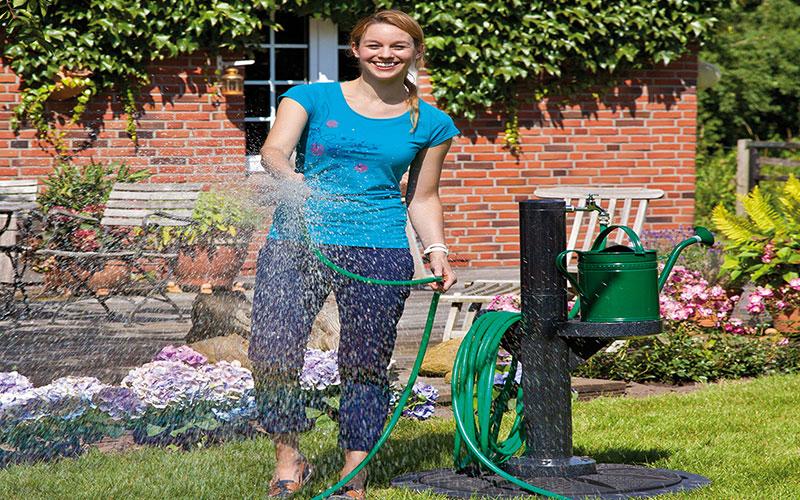 Trockenperiode im Garten?
